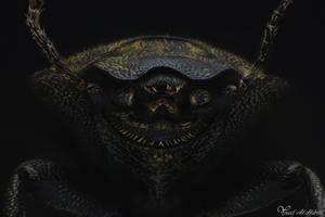 Darkling Beetle (TBD) by AlHabshi