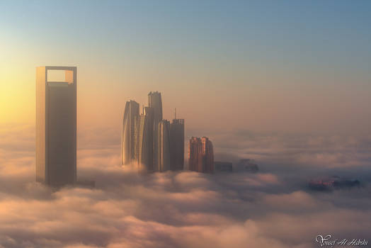 Good morning Abu Dhabi