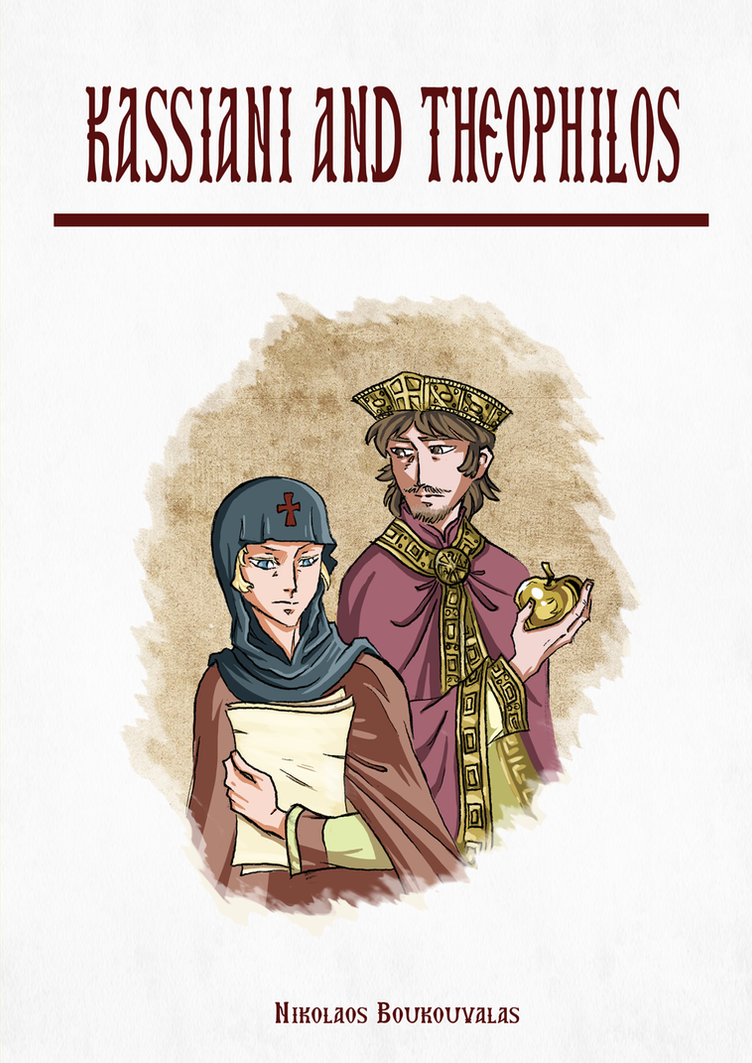 Kassiani and Theophilos Cover by NikosBoukouvalas