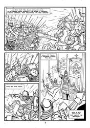 Comicdom Project WIP (translation in description) by NikosBoukouvalas