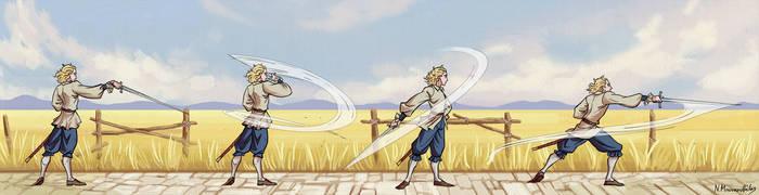 Swordsmanship Experiment