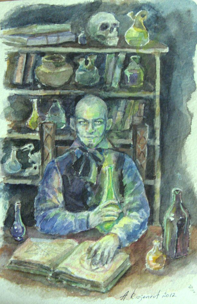 Alchemist Max by naitiron