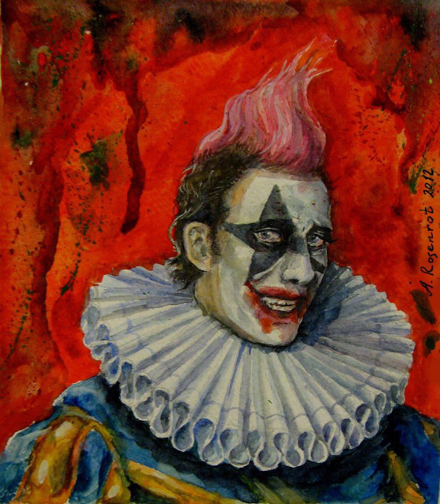 The clown by naitiron