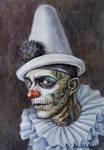 Sugarskull Pierrot