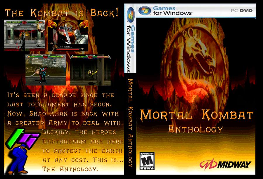 Mortal, kombat, антология (2010)