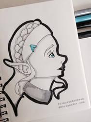 Sketchbook - Zelda