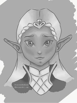 Royal Zelda - Practice