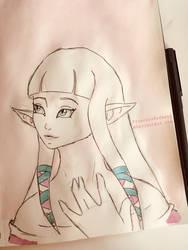 AT - Skyward Zelda