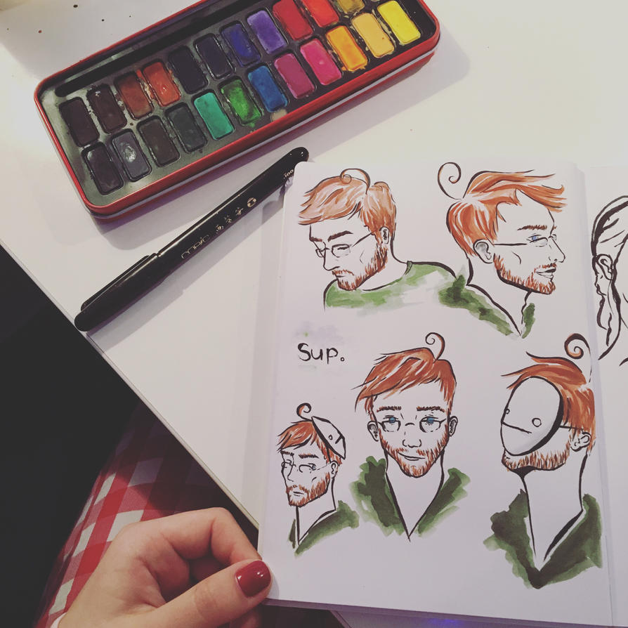 Ginger Cryaotic. by Yurrinka