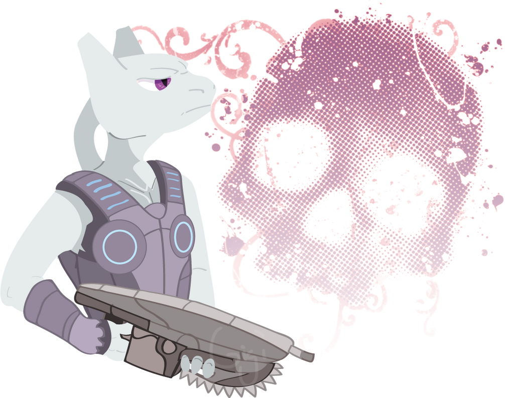 COG Mewtwo by Pokemontrainergigi