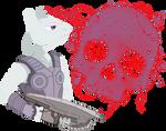 COG Mewtwo by Pokemontrainergigi