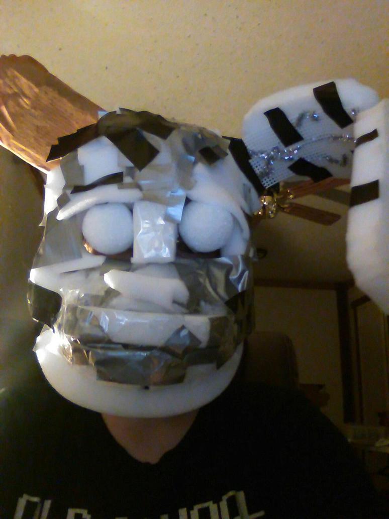 Springtrap costume part 1 by creepyartclown on deviantart