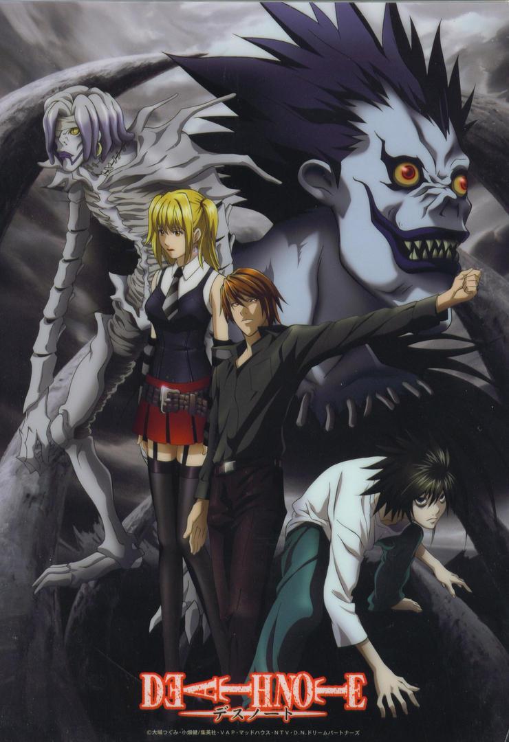 Death Note / Ölüm Defteri / 2006 / Online  Dizi İzle