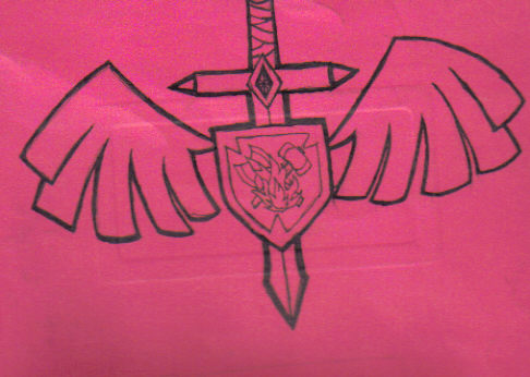 Paladin Symbol by Holy-Paladin-Dareyn