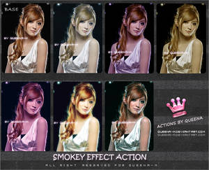 SMOKEY EFFECT ACTIONS