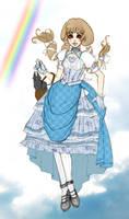 Dorothy Gale by batchix