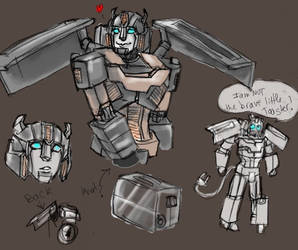 Toaster the Transformer