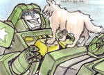 Hound dog?