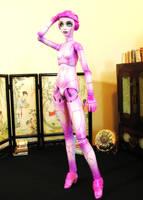 Purple Machina by batchix