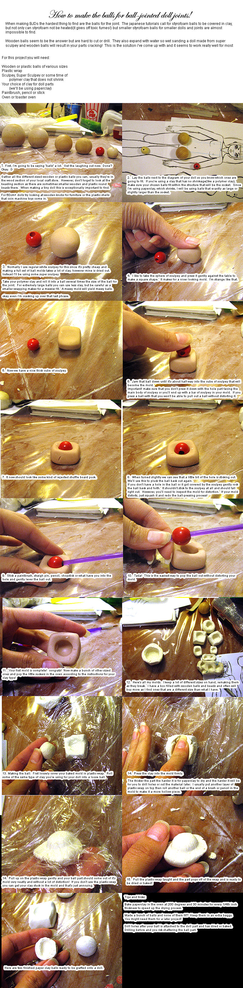 Ball-joint Tutorial 2 by batchix