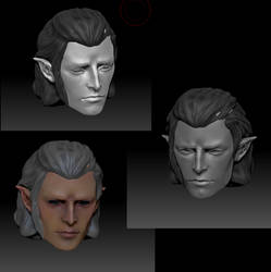 Zbrush expressions