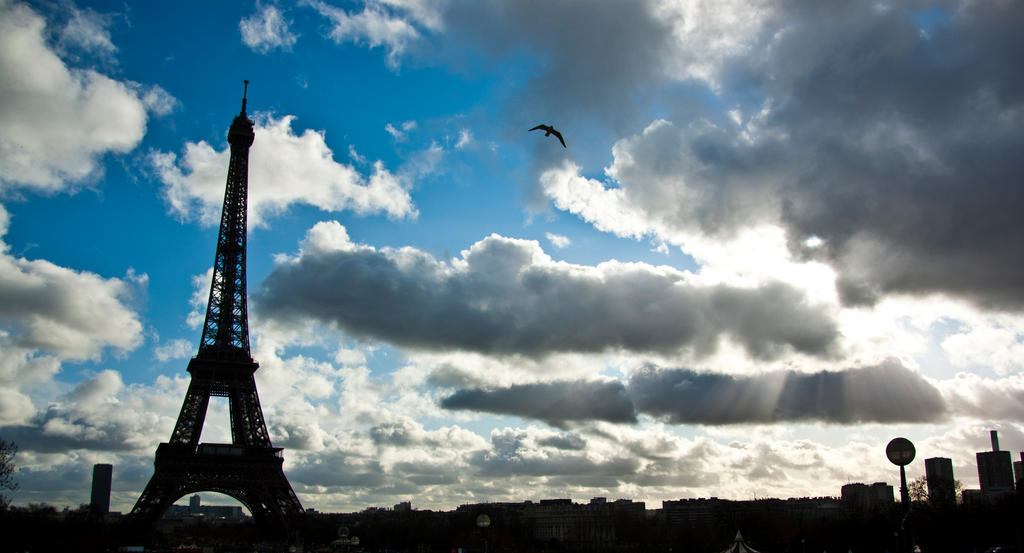 Tour Eiffel by NicoAnythingElse