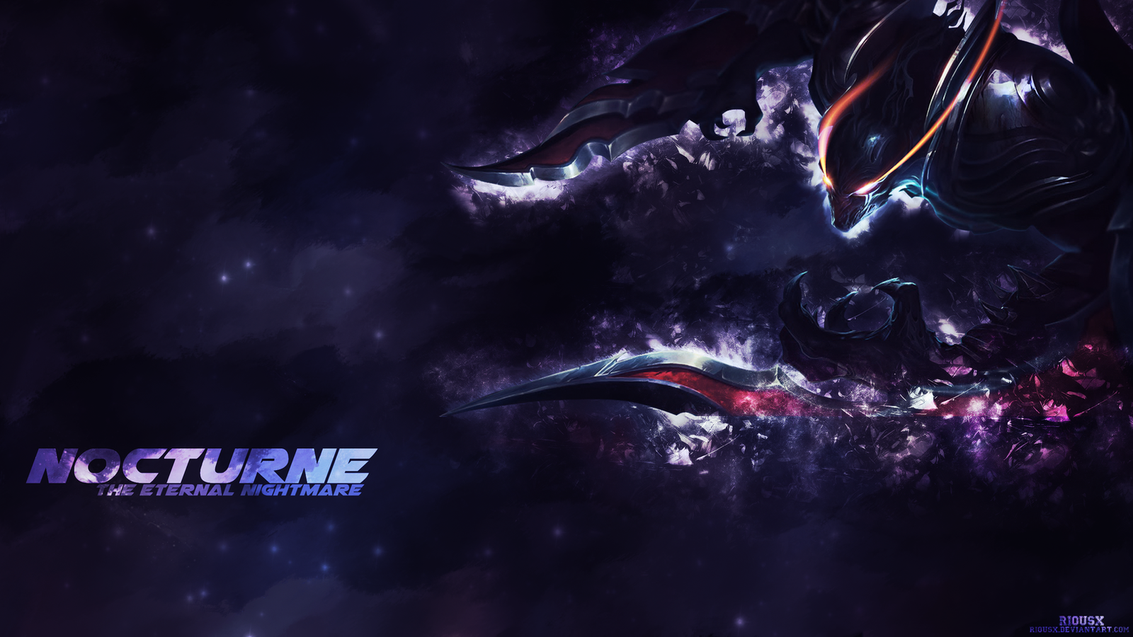 Nocturne Wallpaper by Riousx on DeviantArt