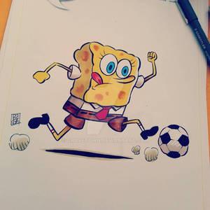 Spongebob sketch