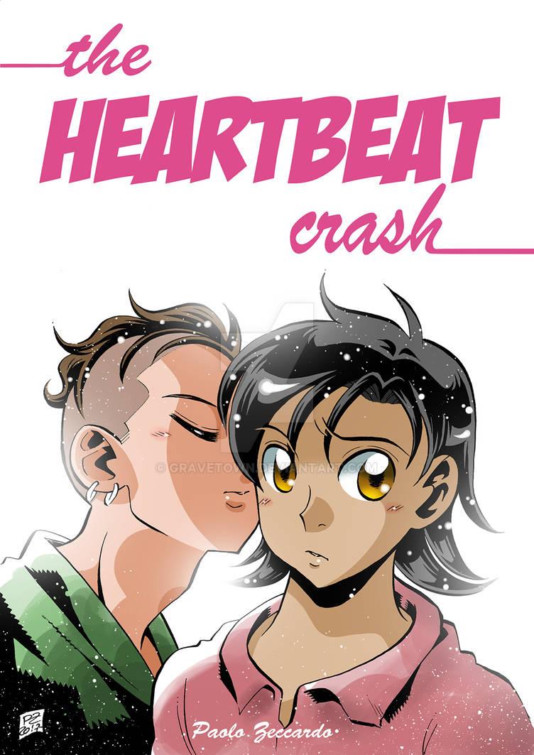 The Heartbeat Crash Manga Cover