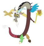 Discord the puppeteer