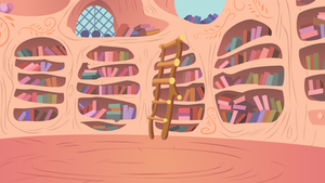 Twilight Sparkle Library [Background]