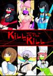 Kill la Kill mini did set