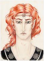 Maedhros by Noldo-Painter
