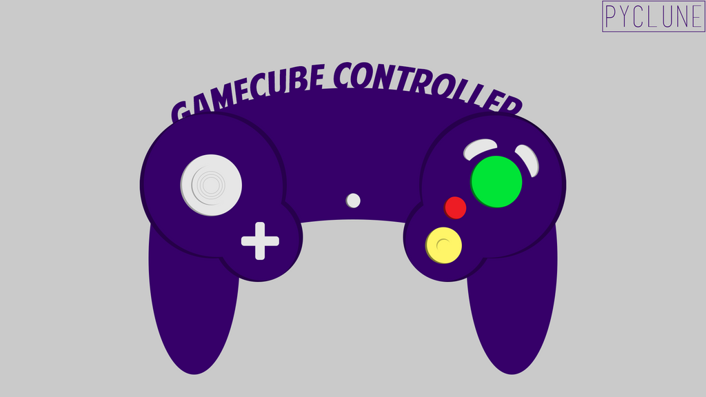 GameCube Controller Wallpaper by pyclune on DeviantArt