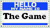 HELLO My name is: by NeonxPanda