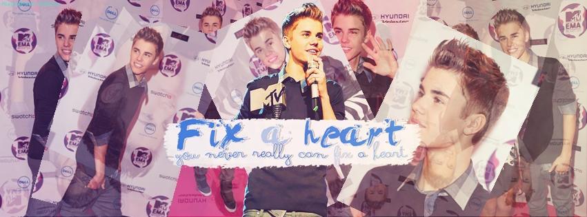 Fix a Heart by AlejandraStrongBiebs