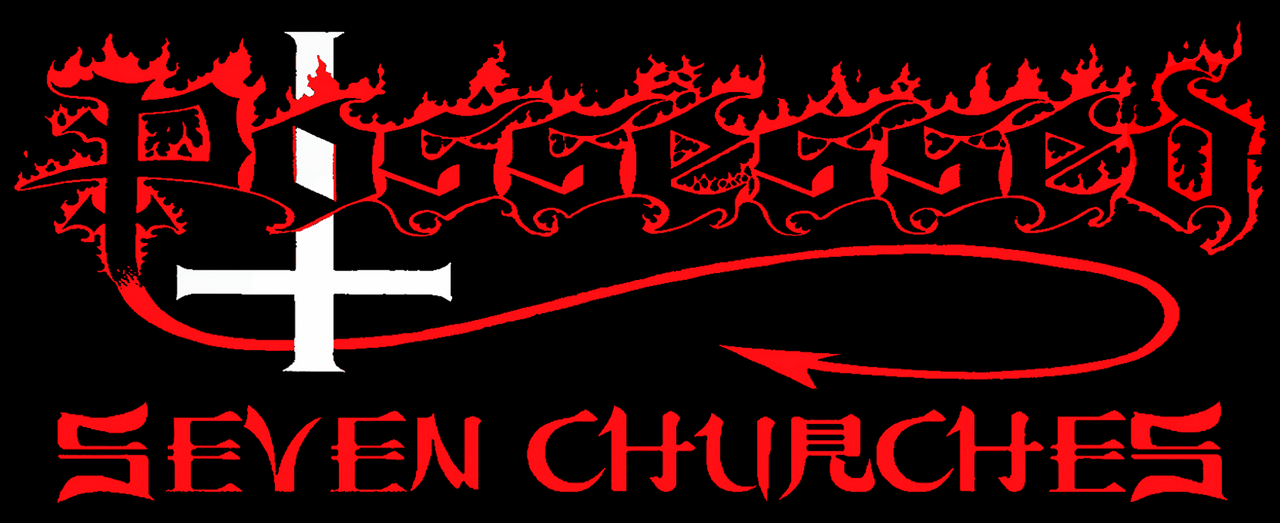 Seven churches (sublimation design, rectangle) by ThrashfanBert1994