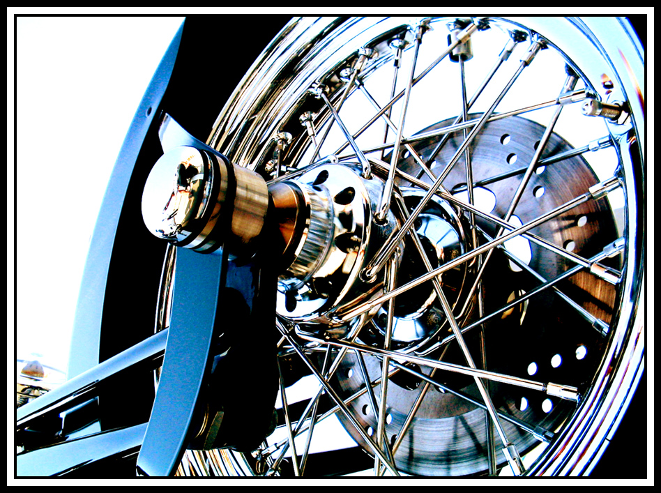 harley davidson close up wheel by jamix2222 on deviantart. Black Bedroom Furniture Sets. Home Design Ideas