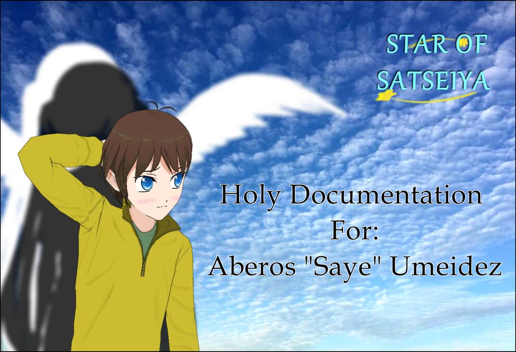 SoS - Aberos Saye by Juneberry-chan