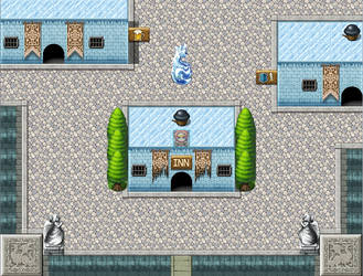 RPG Maker Practice Map X1