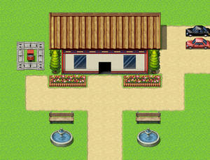 RPG Maker Practice Map X3