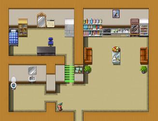 RPG Maker Practice Map X4