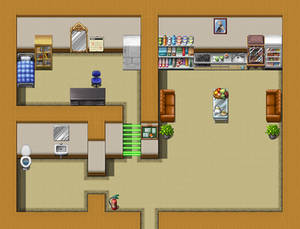 RPG Maker Practice Map X4