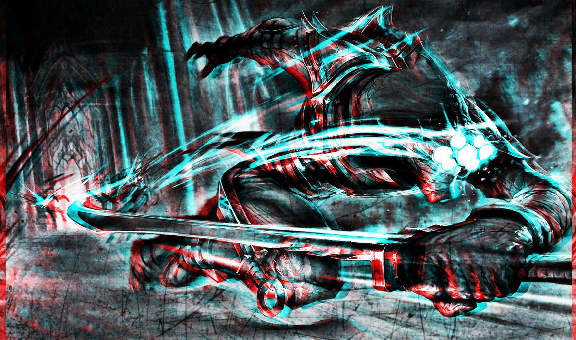 Assassin Master Yi League Of Legends Wallpaper HD