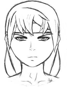 Character Design - Warrior
