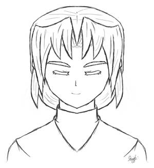 Character Design - Mother Character :P