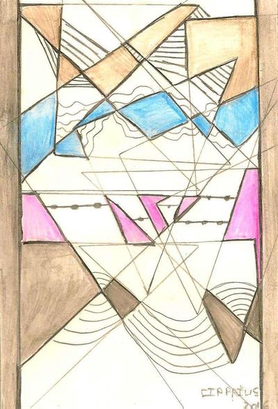 Geometric by Cirprius
