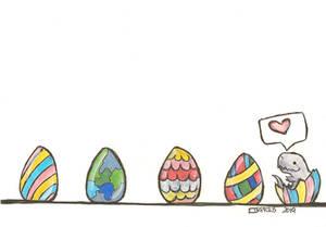 Easter Egg Rex