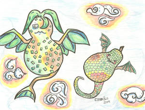Unique Dragons