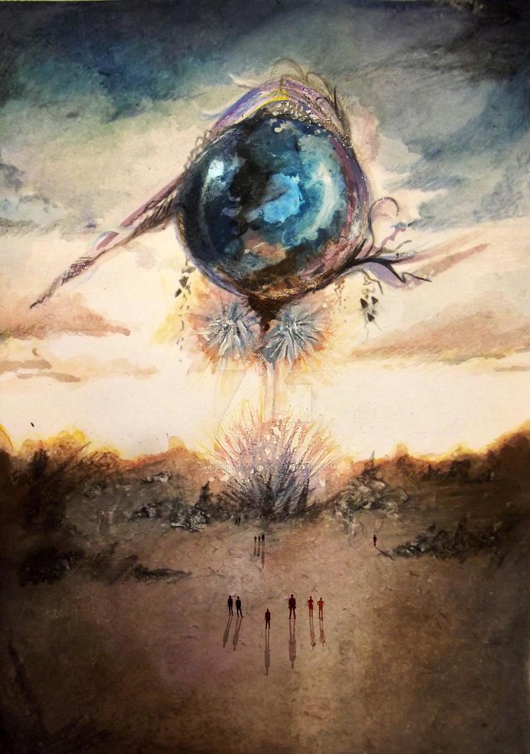 Final Fantasy 13 - Cocoon by Abigail-Scott